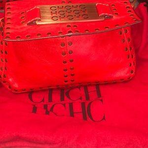Carolina Herrera purse.
